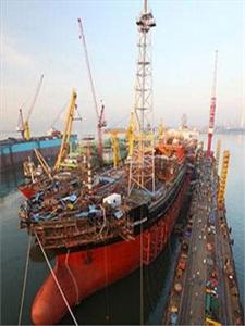 Yalova'da İngiliz firma için gemi yapıldı