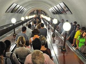 Moskova'da toplu taşımaya zam