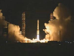 Rus uydusu düştü