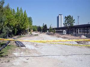 Ankara'da banliyö seferleri durduruldu