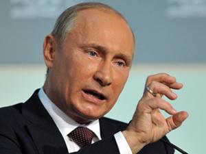 Putin 18 ülkenin liderinden ön ödeme istedi