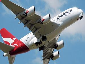Qantas, ABD'ye ilk uçuşunun 60. yılını kutluyor