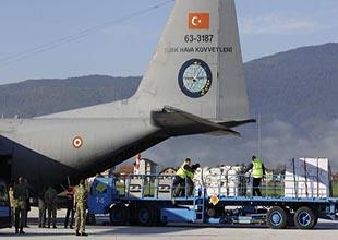 Türkiye, Bosna için hava köprüsü kurdu