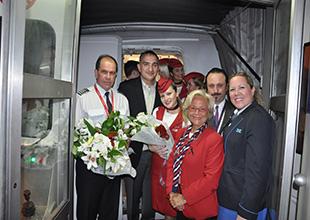 Zagrosjet artık İstanbul-Erbil arası uçuyor