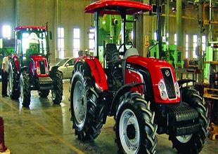 Traktör sayısında artış yaşandığı açıklandı