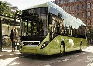 Volvo kablosuz şarj olacak elektrikli otobüs üretecek