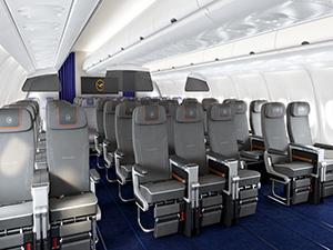 Lufthansa'nın yeni Premium Economy Class biletleri satışa sunuldu