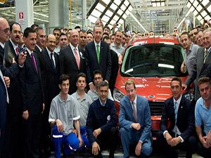 Ford Otosan'ın açılışı gerçekleştirildi