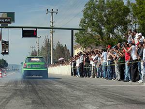 TOSFED Drag Kupası'nın ilk yarışı Akhisar'da koşulacak