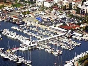 2015'de yat limanı kapasitesi 20 bin olacak