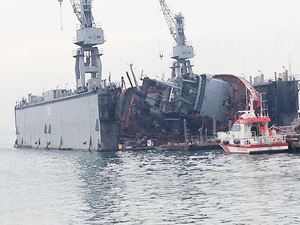 Tutuklu Gemi Mühendisi Önder Uğurlu tahliye edildi