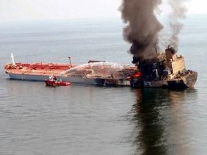 Petrol tankerinde patlama: 2 kişi öldü, 2 kişi yaralandı!