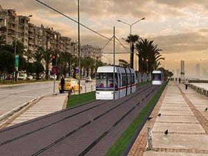 Tramvay projesine itiraz reddedildi