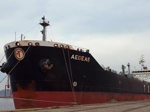 AEGEAS'a denizi kirlettiği için ceza verildi