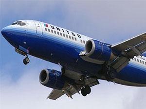 United Airlines, Edinburgh'a ilk uçuşlarını başlattı