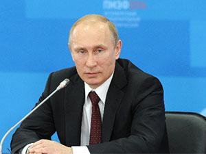 """Putin: """"Avrupa'nın Rusya enerjisine bağımlılığını azaltmak """"aptalca"""""""