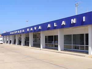 Gazipaşa Havalimanı'nın pist uzunluğu 500 metre uzatılıyor