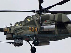 Rus ordusuna anti-mayın helikopteri