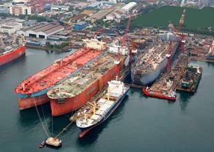 Palmali, kendi gemilerini Armada Tersanesi'nde inşa edecek
