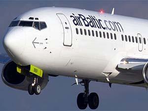 airBaltic, Riga Havaalanı'ndan uçuşlara başladı