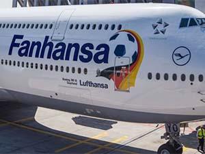 Lufthansa 8 uçağının ismini değiştirdi