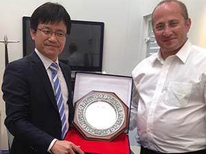 Hyundai'nin en iyi forklift distribütörü HMF Makina seçildi