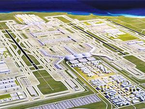 3. Havalimanı'nın temeli 17 Haziran'da atılacak