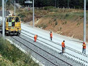 Sakarya'da YHT hattı operasyonu yapıldı