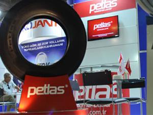 PETLAS, TIR EXPO Fuarı'nda