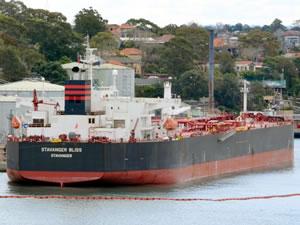 M/T Stavanger Bliss, bir yıllığına Saudi Aramco'ya kiralandı