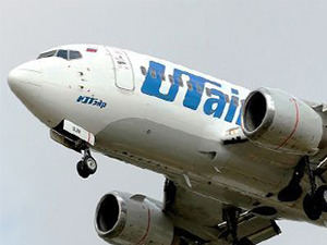 UTair Aviation, St. Petersburg'dan iç hat uçuşlara başlıyor