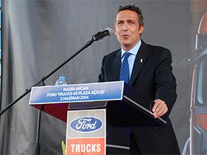 Ford, Kayseri ve Konya'da yeni kamyon tesisleri açtı