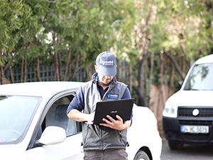 Mobil Oto Servis ev ve iş yerlerinde araba bakımı yapacak