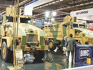 Katar Silahlı Kuvvetleri BMC'ye ortak oluyor