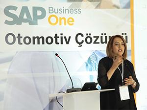 Otomotiv sektörü SAP etkinliğinde buluştu