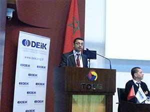 OMSAN, Fas Yatırım Olanakları Konferansı'na Katıldı