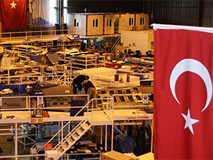 İzmir'de F35 uçak motoru fabrikası açılıyor