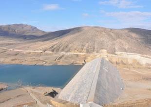 Sadak Barajı yüzde 100 doluluğa ulaştı