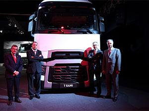Renault Trucks'ın yeni Euro 5 serisi tanıtıldı