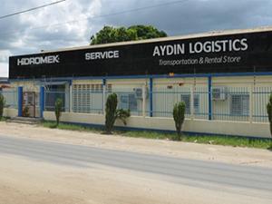 Aydın Lojistik, Tanzanya'da