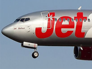 Kıbrıs uçağında düşme tehlikesi