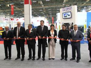 19. WIN Eurasia Metal Working Fuarı başladı