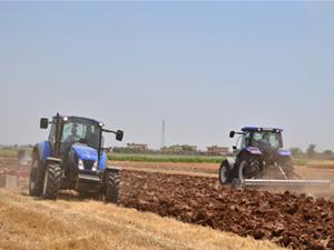 Türk Traktör'den New Holland Tarla Günleri