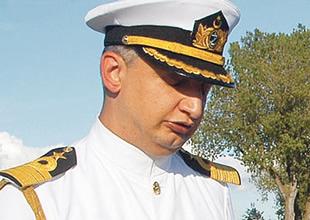 Deniz Kuvvetleri Lojistik Başkanı istifa etti