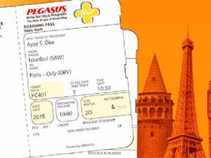 Pegasus ve ING Bank'tan işbirliği