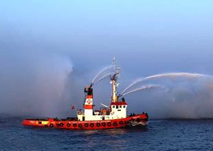 Şehit Teğmen Caner Gönyeli Tatbikatı'nın deniz safhası da tamamlandı