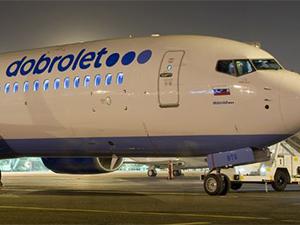 Dobrolet ilk ticari uçuşunu gerçekleştirdi