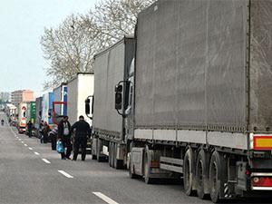 Türk TIR şoförleri: Korkuyoruz