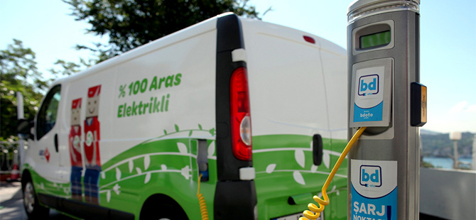 """Aras: """"Elektrikli araçlar için kamu destek vermeli"""""""