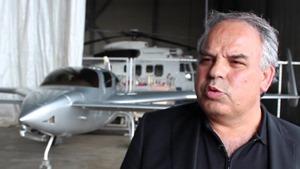 Öncü'nün şirketi, Türkmenistan'a acil tıbbi yardım helikopteri teslim etti